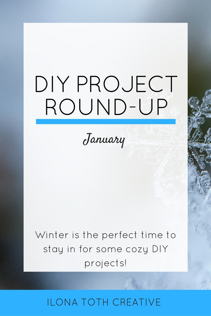 January DIY Project Round-up