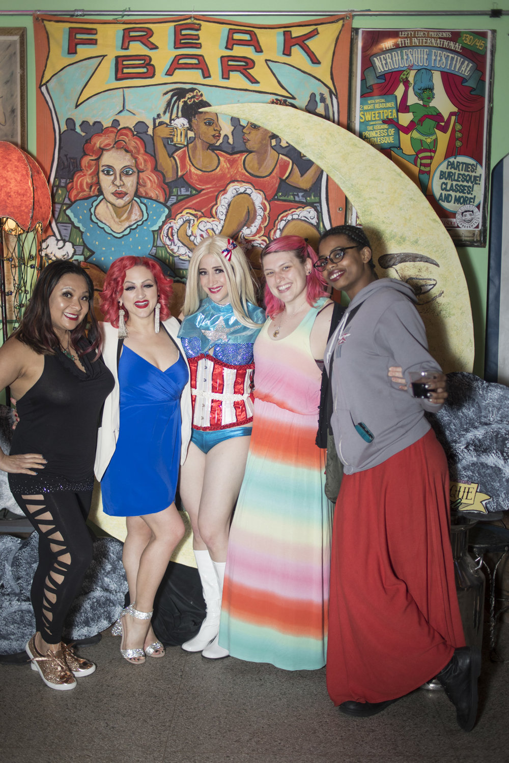 Click here to view photos from the 2018 Nerdlesque Fest Meet N Geek Photo Booth!