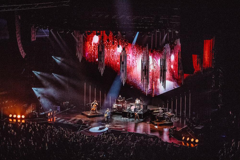 THE LUMINEERS - CLEOPATRA WORLD TOUR - 2017
