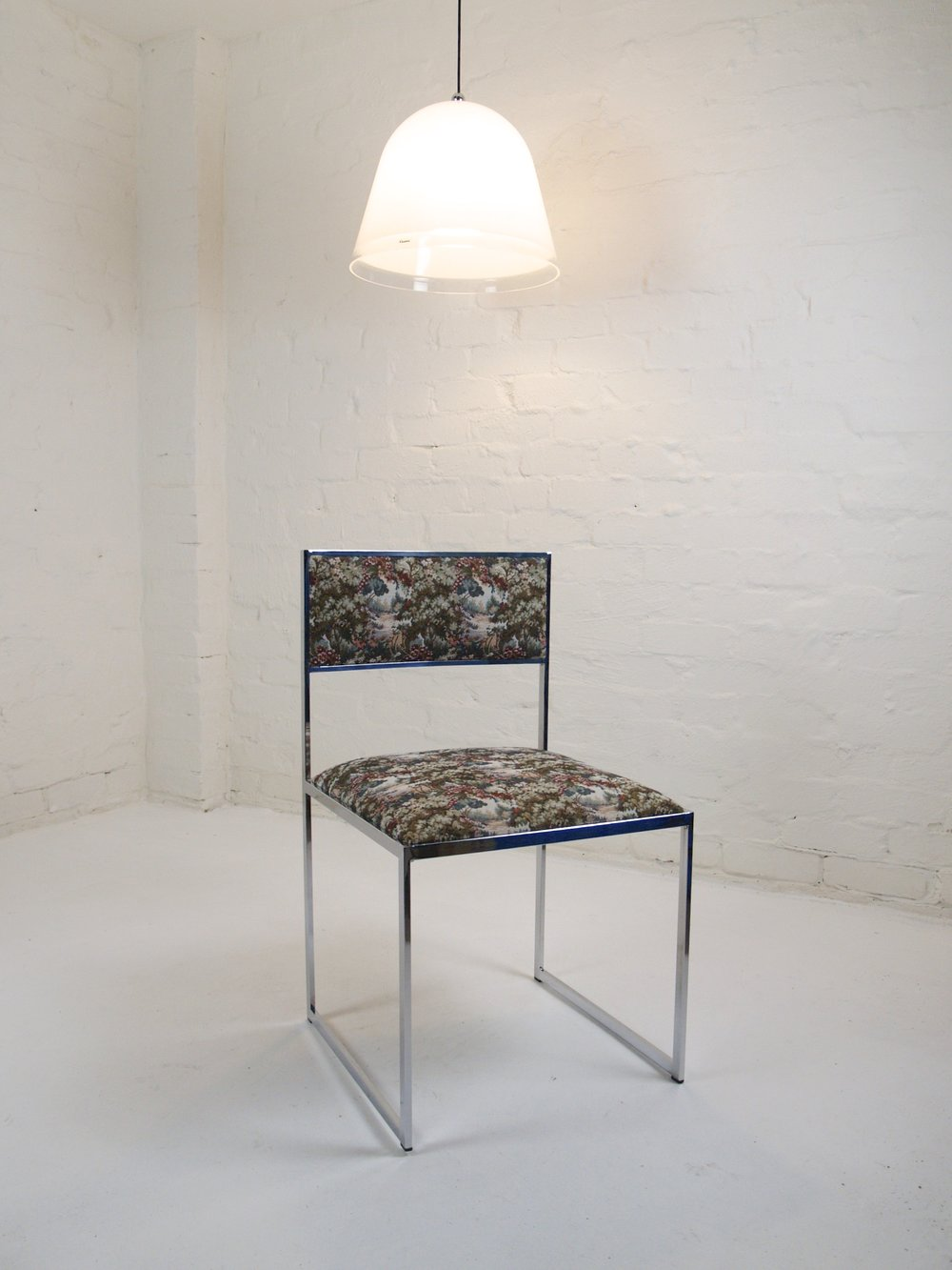 Big love for 8 Willy Rizzo chairs, road freighted to Perth - 'The chairs arrived (safely)...we are in love with them. Thanks for all your help and packing'Waldemar Kolbusz,Artist, www.kolbusz.com.au
