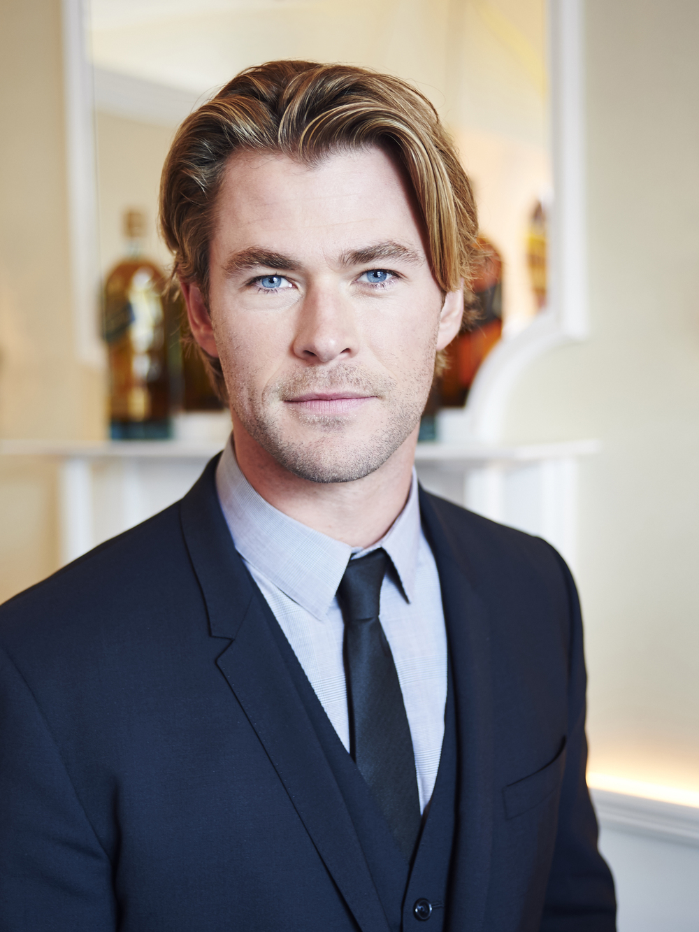 Chris Hemsworth - Johnnie Walker
