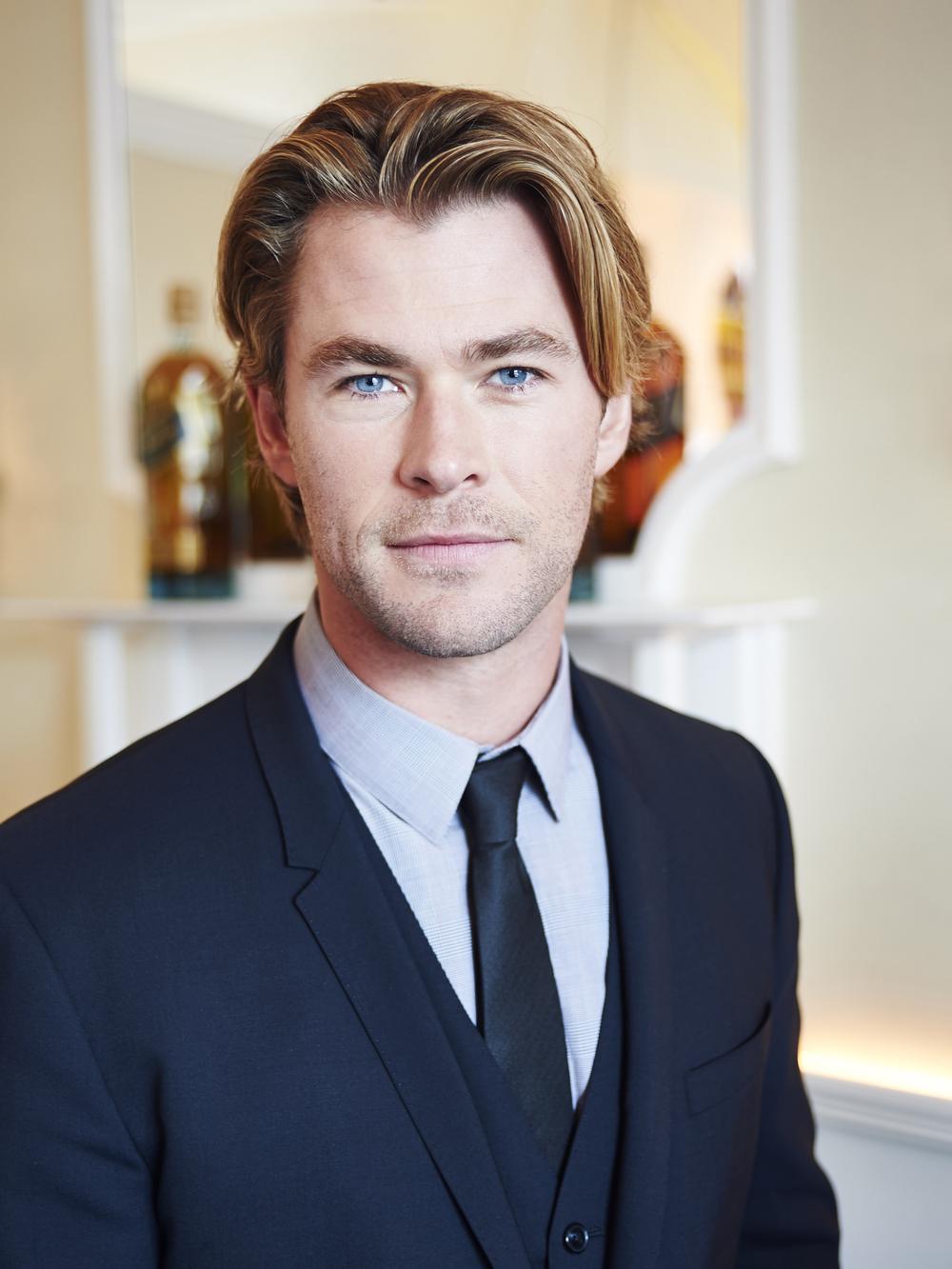 Chris Hemsworth - Johnnie Walker