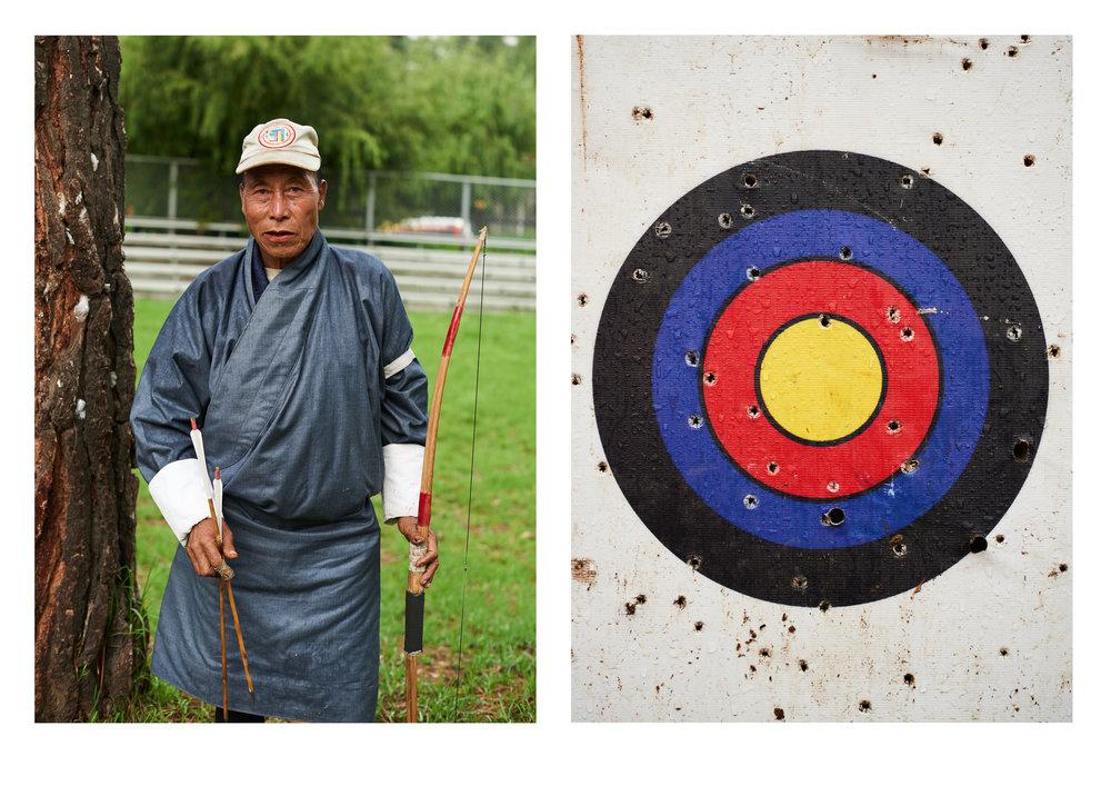 Bhutan Archery - Good Sport Magazine