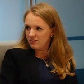 Katharine Kilroy - Treasurer
