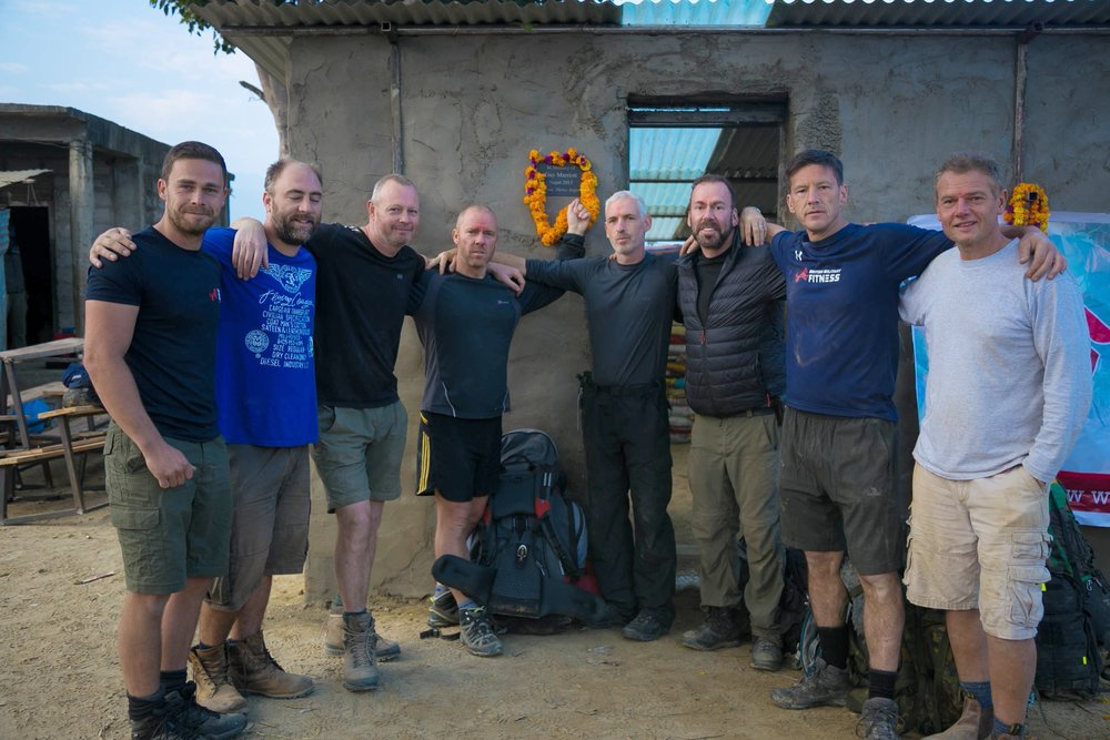 The first group to go to Nepal in November 2015 after the catastrophic earthquakes. Good friends and like minded, they shared a life changing experience building a classroom in the mountains. Many of these amazing people have since returned to volunteer with us. You can read their stories below.