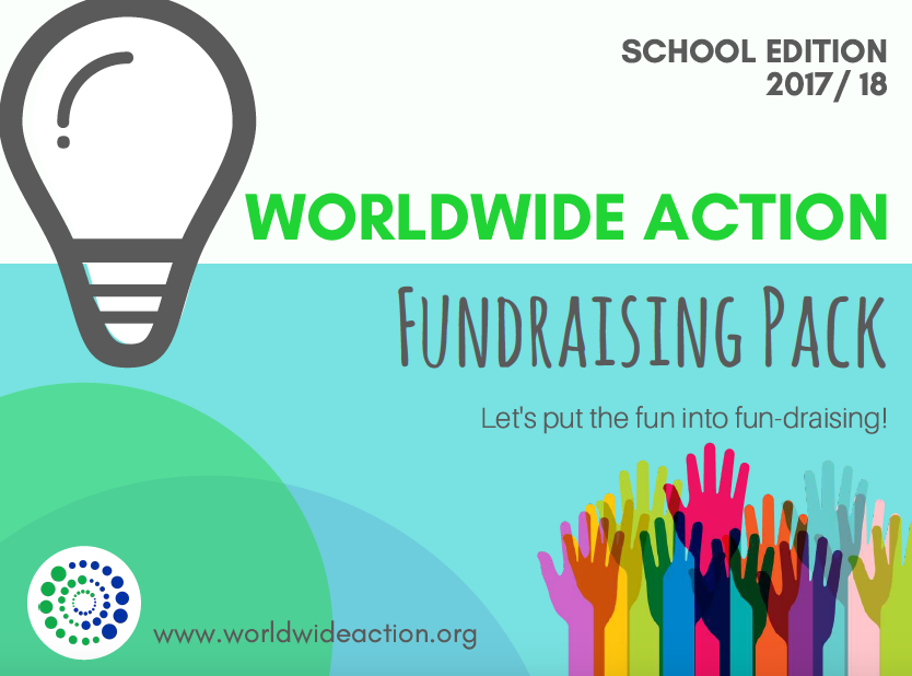 School Fundraising Pack