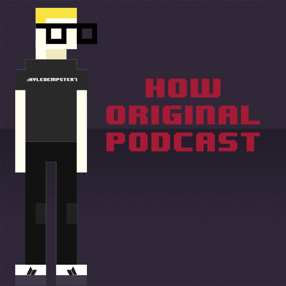 How Original Podcast Logo