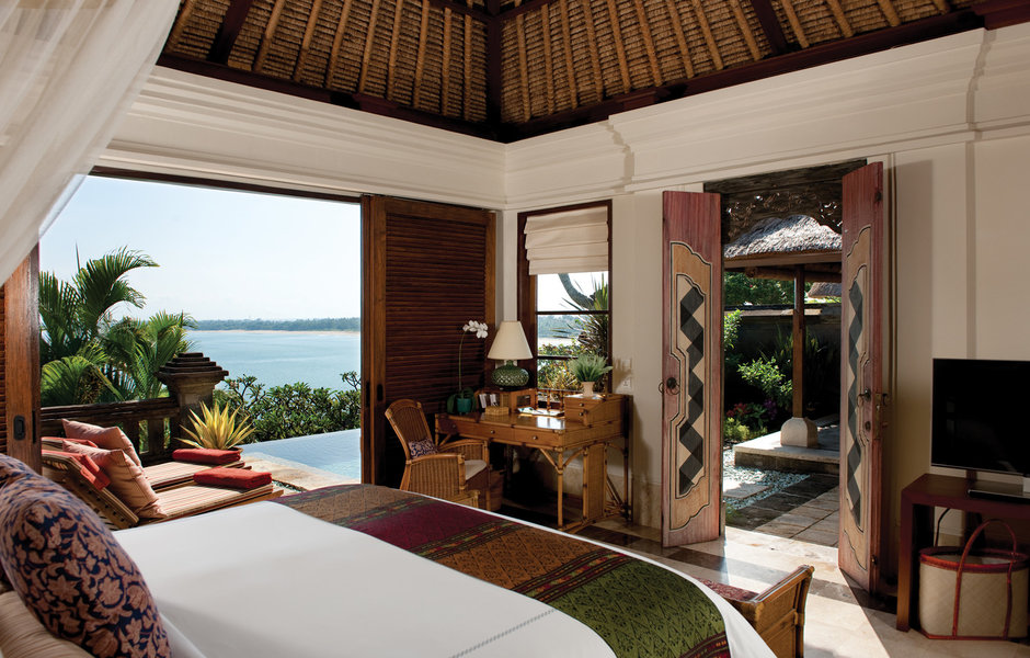 Bedroom view and layout