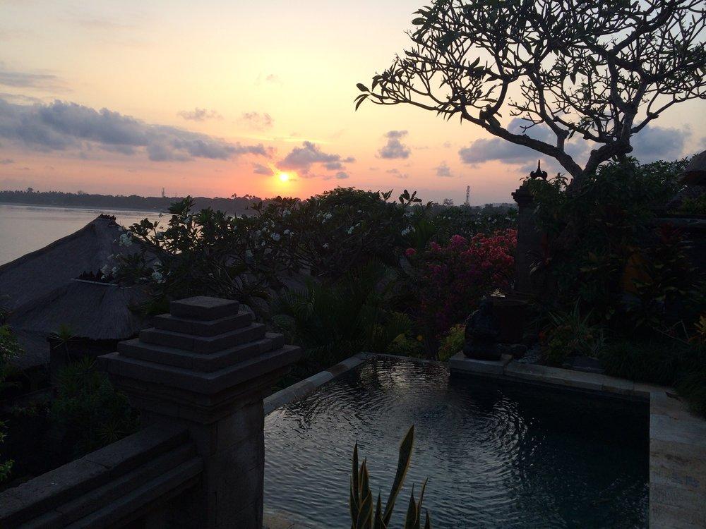 Good morning Bali!