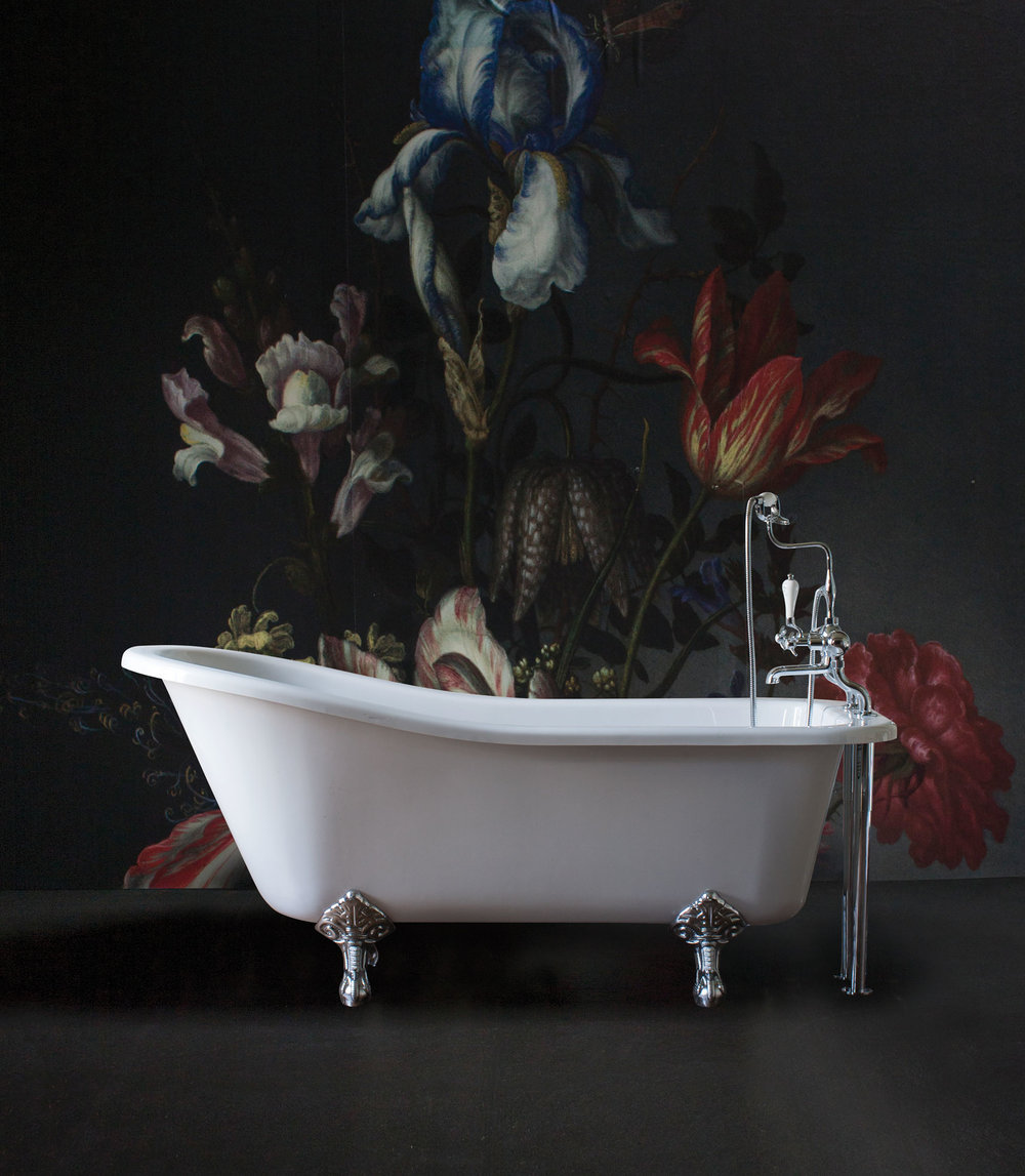 Burlington Harewood Freestanding Bath