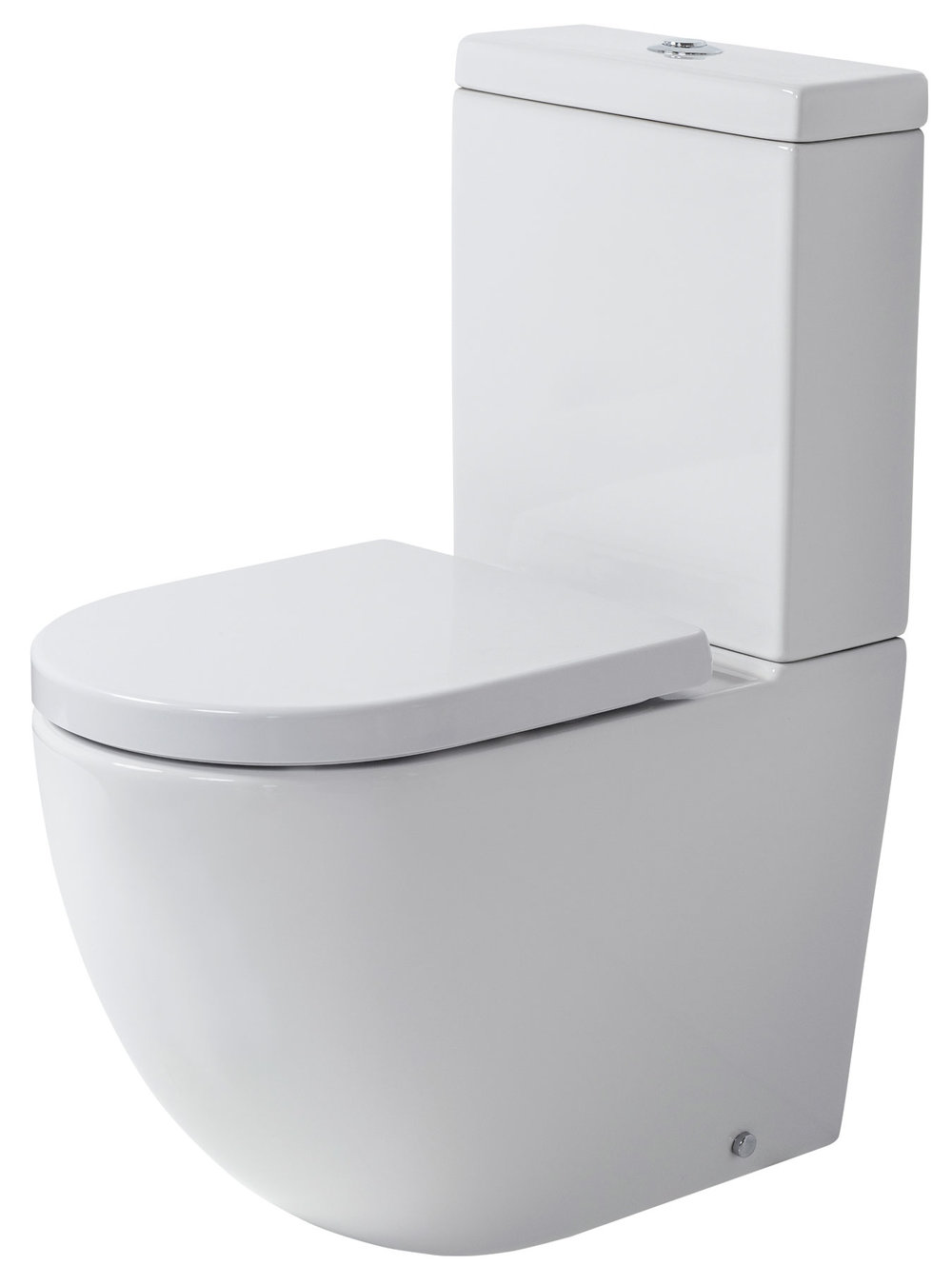VCBC Rest Rimless Toilet Suite