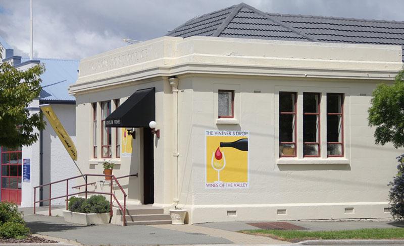 Waitaki's regional tasting room.