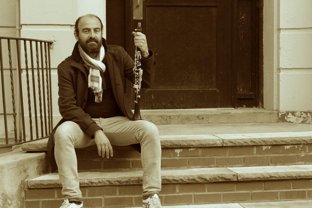 Kinan Azmeh   ©Layale Chaker