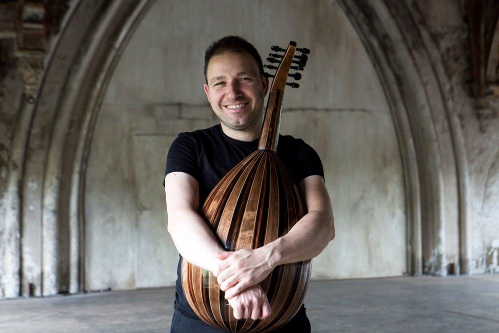 Nizar Rohaba. Photo by Erik Van Bemmel