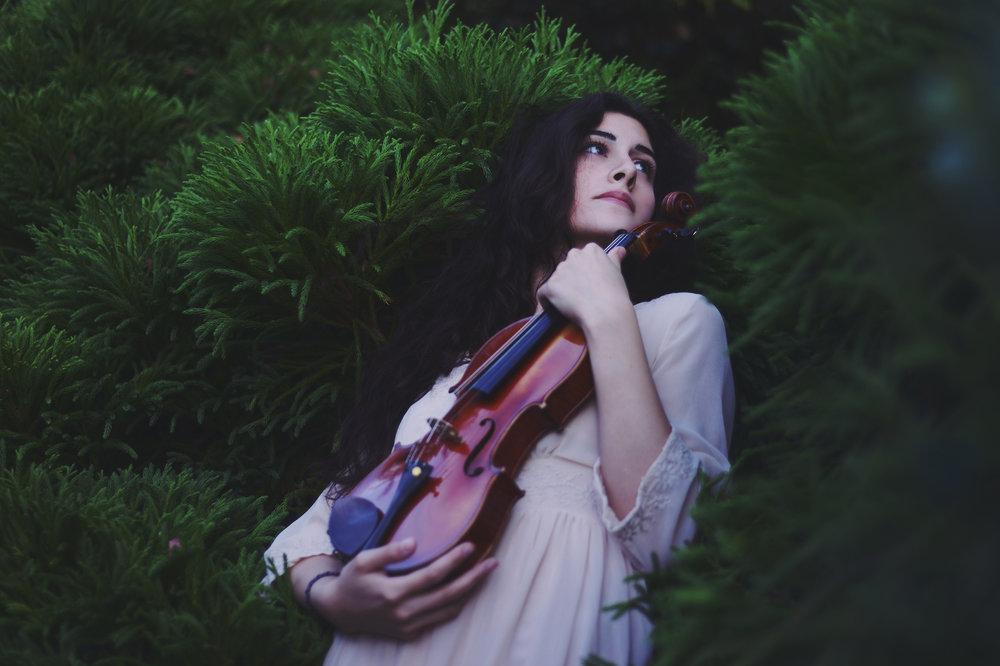 Layale Chaker   ©Anna Rakhvalova