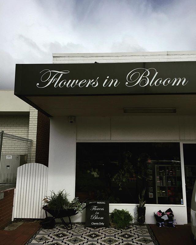 OPEN  #Perth #perthflorist #attadale #flowershop