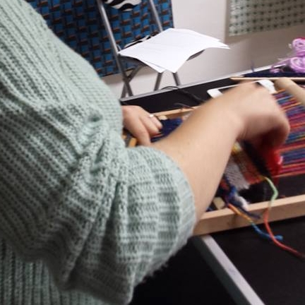 Introduction to Weaving workshop