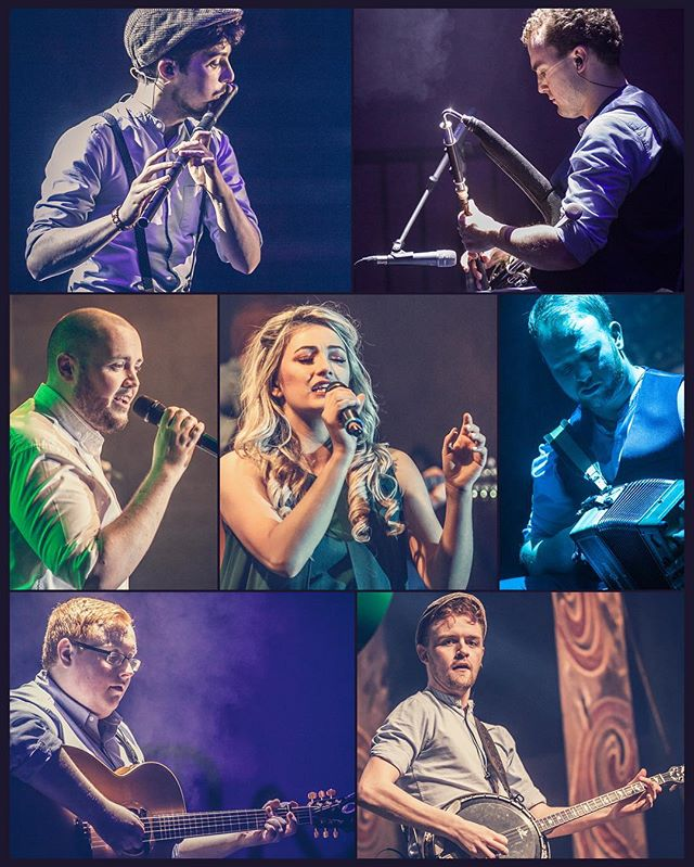 Meet our great musicians! Traditional music and gifted voices brilliantly complement the Show. They will fill the space of Stadthalle Chur on 21st of January with incredible energy, so you won't stay still in your seats:) Be ready to experience the Uillean Pipes, the Bodhran, Irish Flute and other! #rhythmofthedance #rhythmofthedance2017☘️ #churswitzerland🇨🇭 #switzerlandtour #irishstepdance #irishdancing #irishdancer #irishfolk #irishmusic #irishflute #bodhran #uilleanpipes #greatshow #irishtenors #thenationaldancecompanyofireland #irishcelts #irishmusicians #irishfolkmusic