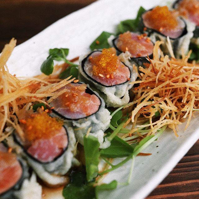 Denna vecka gästas Kasais meny av denna fräsch lunchrätt 🍽 #kasaisthlm #wearekasai