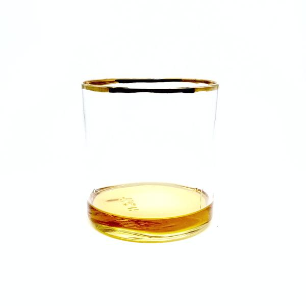 Katie-Ann Houghton Handblown Glass Whisky Vessel
