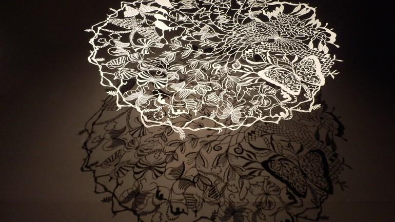 Image Credit: Akiko Nagino at Hotel Lindrum, 2015 Craft Cubed Window Walk