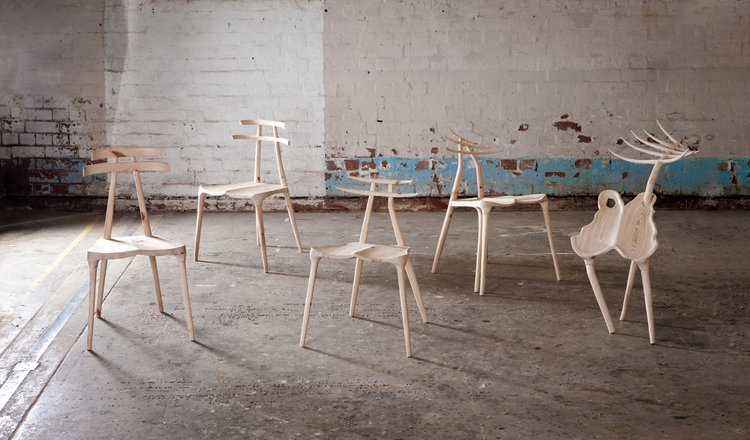 RELIC CHAIRS BY AVENDANO-HAZBUN