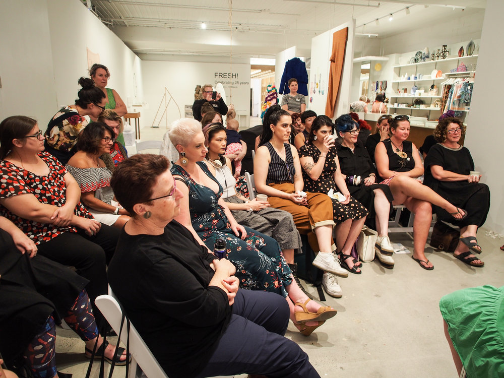 - Craft's Public Programs aim to provide professional development to members, forge connections within the craft community, and celebrate craft in an open access way.We offer a range of seminars, workshops and forums to provide inspiration, learning and sharing - both onsite and outreach.Our annual Craft Cubed Festival, in partnership with the City of Melbourne, is an inclusive month long celebration of the handmade that encourages and fosters experimental and ideas-based projects from our membership body of makers, curators and institutions.For more information please click below to contact our Public Programs Manager Gemma Jones