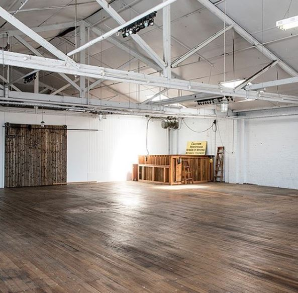 The beautiful warehouse space of 5 Easey Upstairs