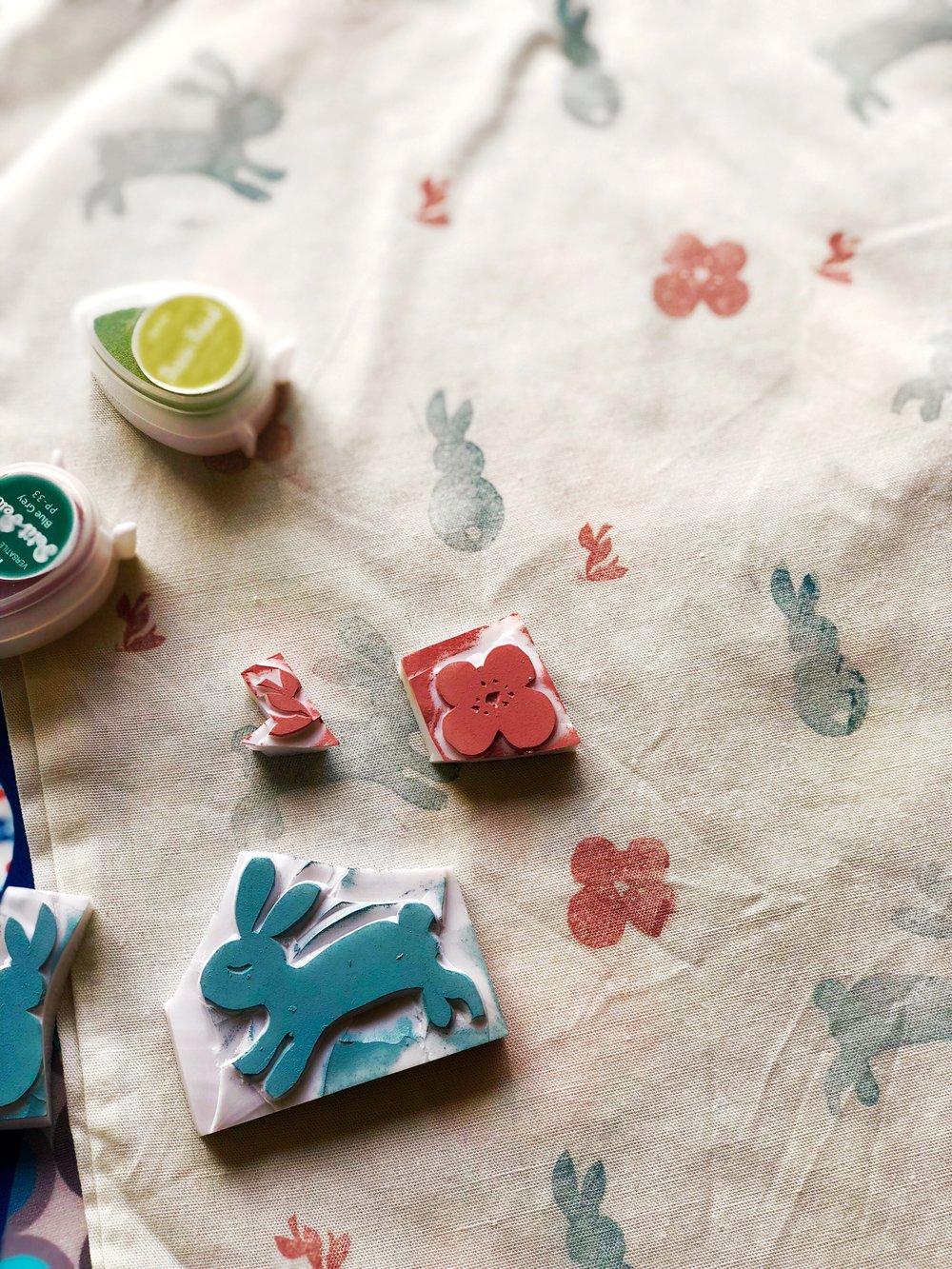 Rubber Stamp Workshop -