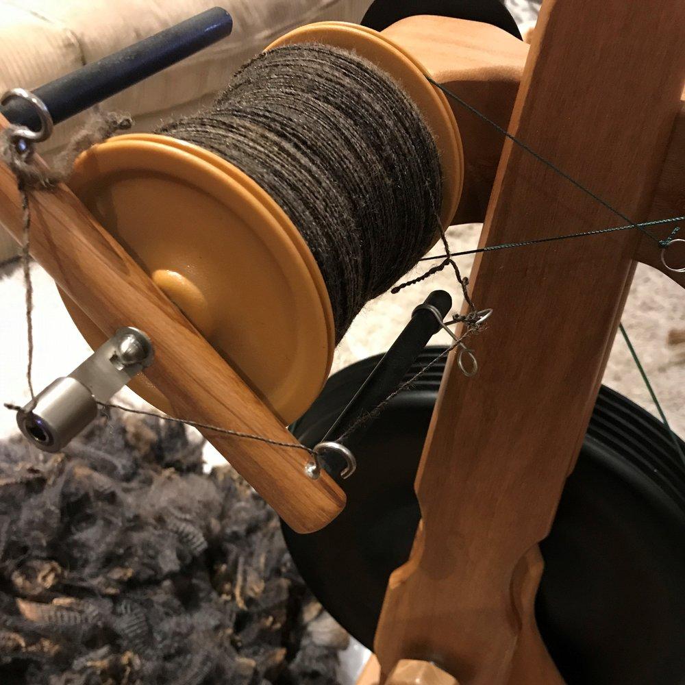 A Taste of Spinning -