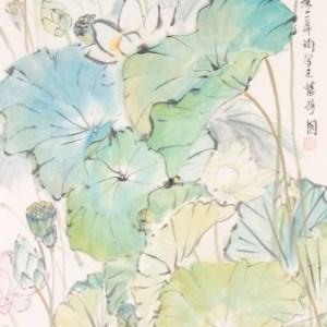 Chinese Brush Painting -