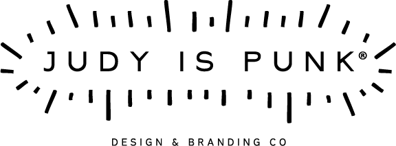 JUDY IS PUNK® | Logo & Icon Design Specialist | Gold Coast QLD