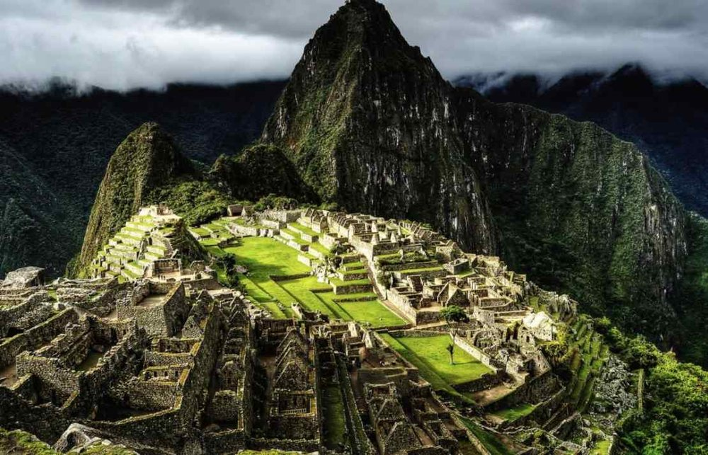 The famous Inca observatory of Machu Pichu which is accessible from Cuzco.