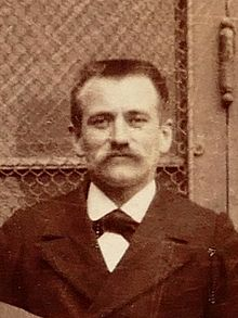 #06. Marie Louis Georges Colomb (1856 - 1945), famous political comic and archaeologist.