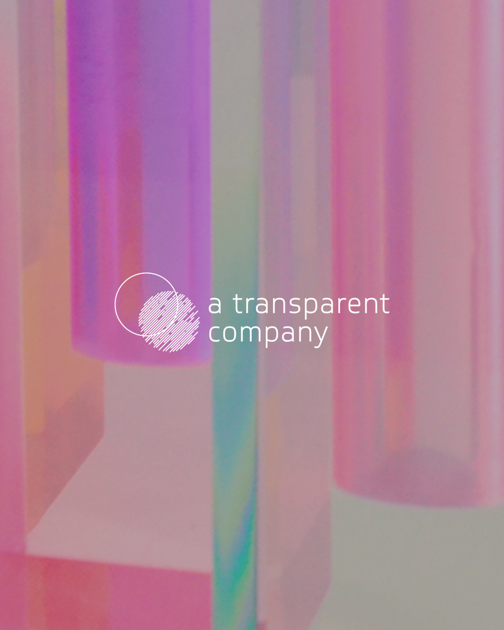 a transparent company - blockchain for fashion