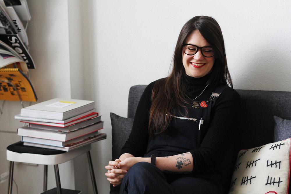 Sarah Corbett, Founder Craftivist Collective