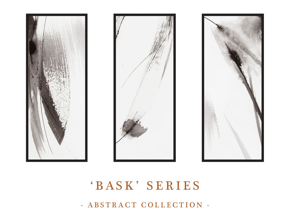 Dana Trijbetz, Sydney-based Artist - Abstract Collection 2018 - Ink Paintings - 'Bask' Series Website.jpg