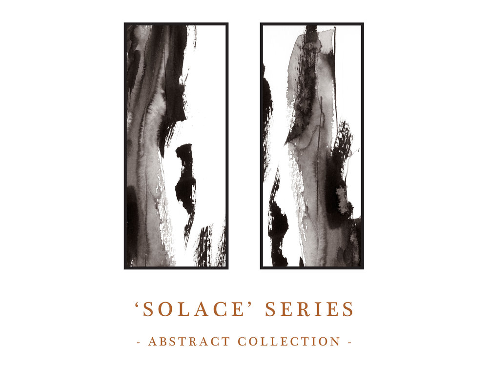 Dana Trijbetz, Sydney-based Artist - Abstract Collection 2018 - Ink Paintings - 'Solace' Series.jpg