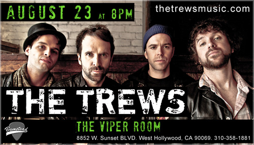 The Trews - The Viper Room, LA