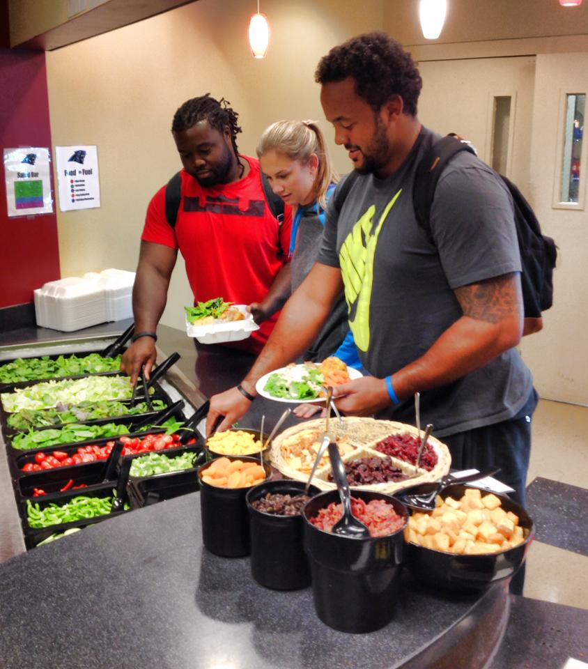 Cafeteria Consults -