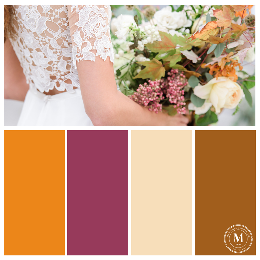 Our Favorite Fall Color Palettes
