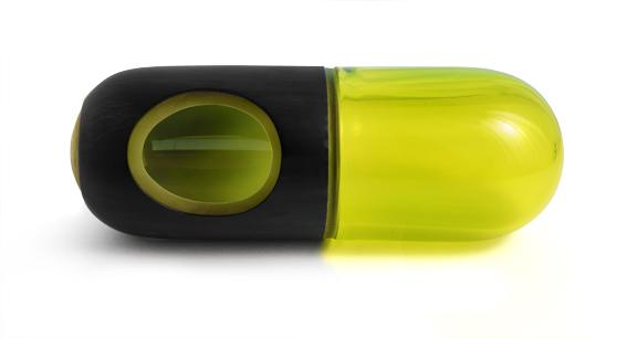Pill Green 2012