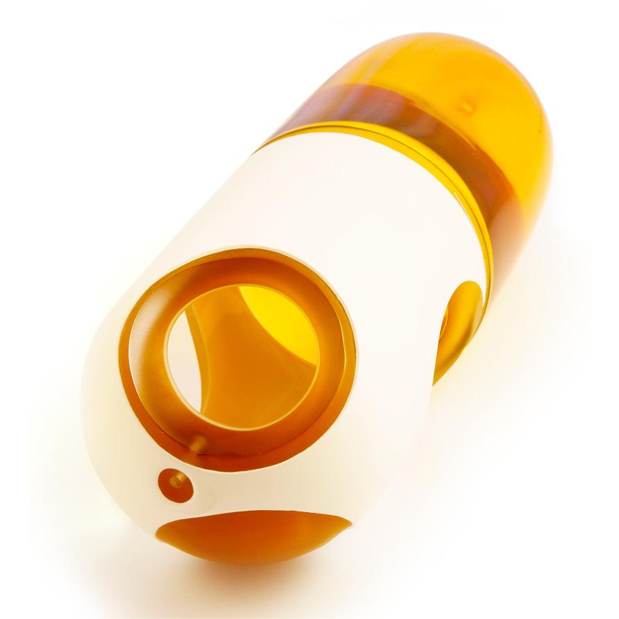 Pill Yellow