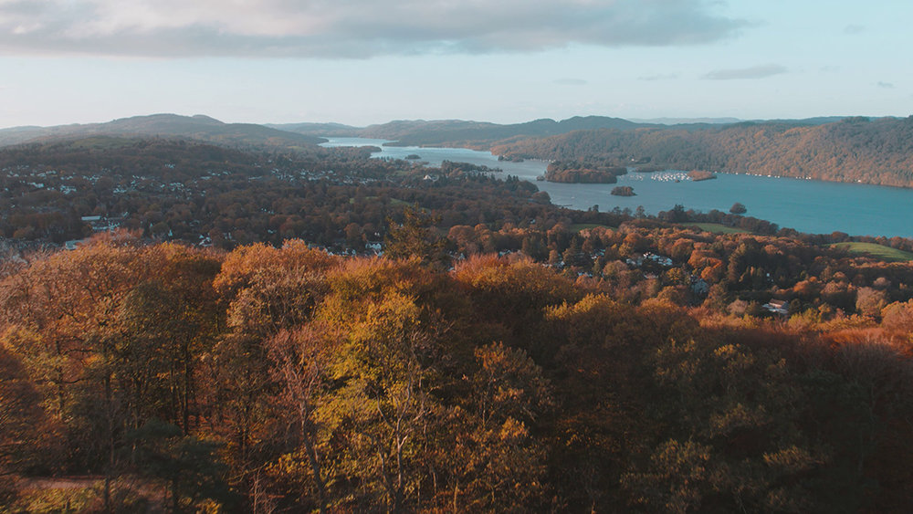 Windermere, Lake District | Autumn 2018