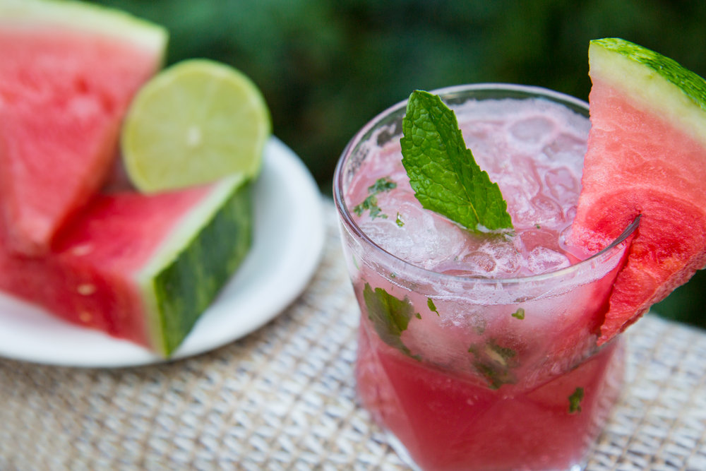 Recipe: Watermelon Mojito Mocktail