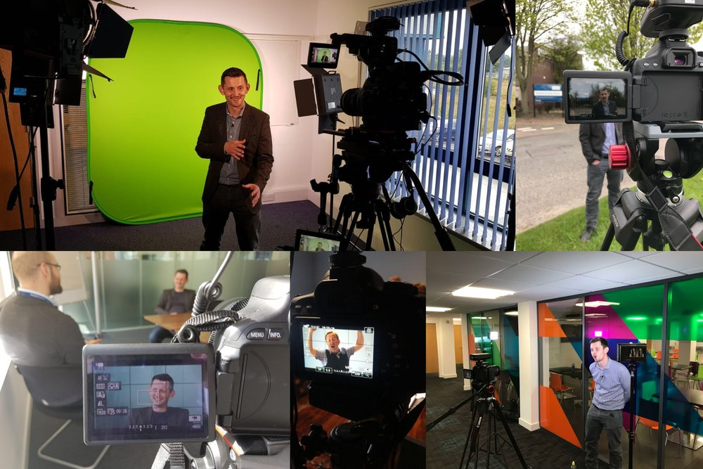 VIDEO PRODUCTION - We offer a bespoke video production service that can be tailored to fit your brief. Videos can include your company's own branding, specific topics with internal examples and language, backed up with illustrative graphics to emphasis important messages.We are also able to feature in your company's own video production should you have a video production facility internally.
