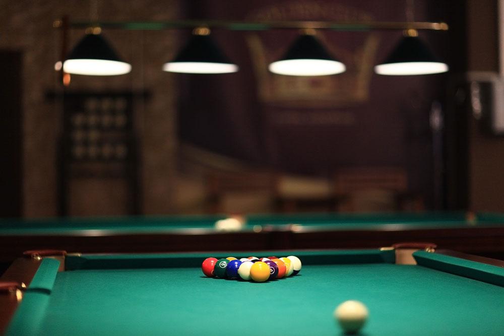 English Pool Tables