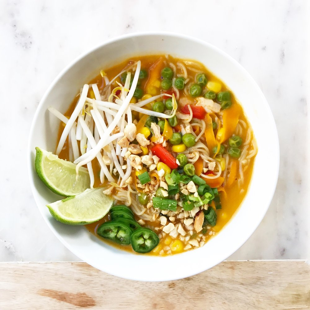 Gluten Free Noodle Bowl Magic