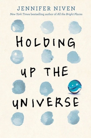 The greatest feel-good story of 2016 for me was HOLDING UP THE UNIVERSE. Also, an adorable romance.