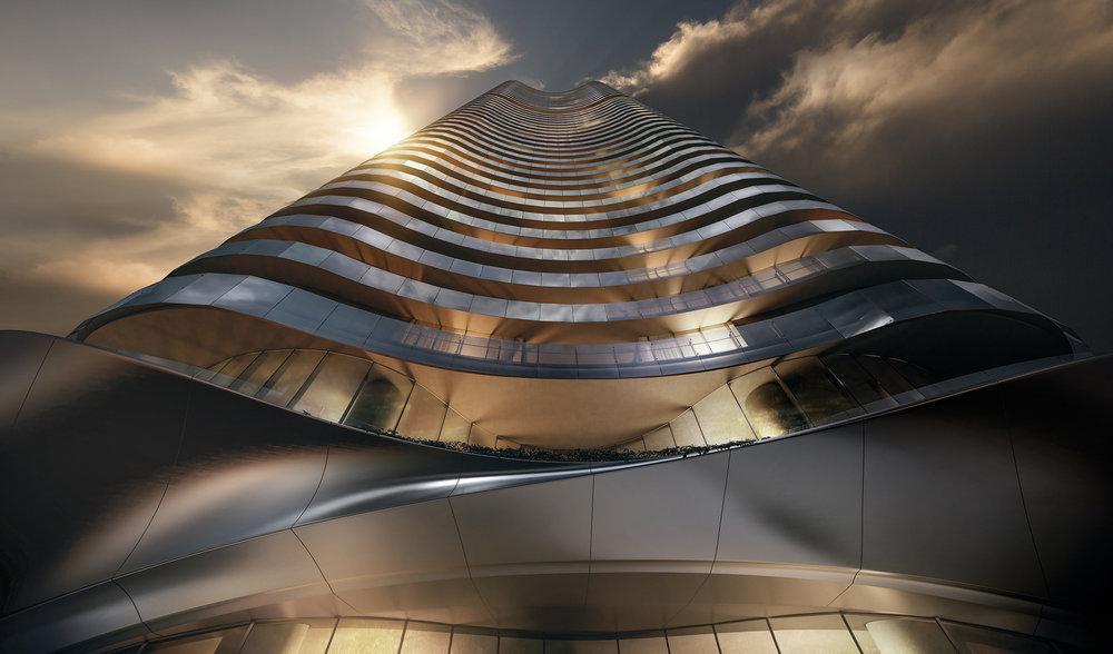 Contreras Earl Architecture - Hedges Pedestal 02